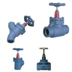 HAND SHUT OFF VALVES
