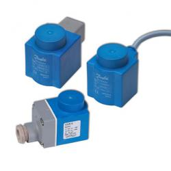 AC coils, Clip-On (For Solenoid Valves)