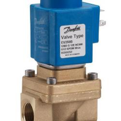 2/2 way Solenoid Valve For Aggressive Media