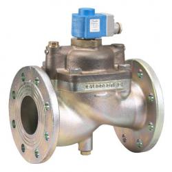 High Flow 2/2 way Pilot Operated Solenoid Valve